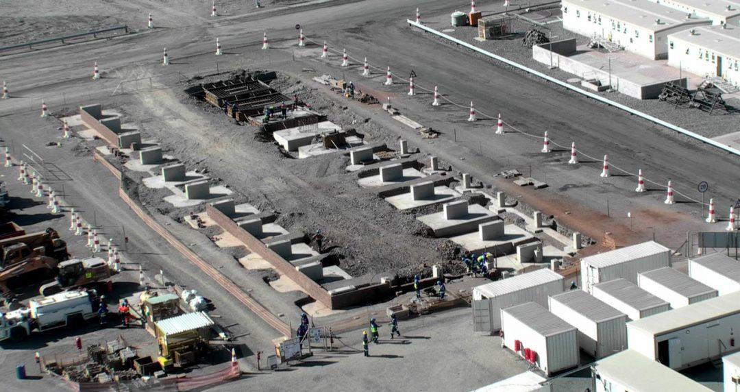 Venetia Service Infrastructure